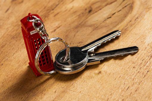 Manutenção de chaves